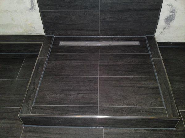 Mosaik Fliesen Bodengleiche Dusche : Bodengleiche Dusche